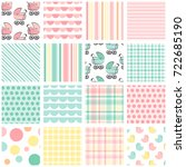 16 Baby Patterns In Shades Of...