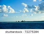 Sandy Island Off The Coast Of...