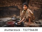 cox's bazar  bangladesh  ...   Shutterstock . vector #722756638