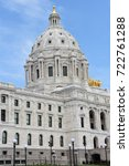Small photo of Minnesota State Capitol in St Paul, Minnesota