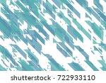 seamless shining blue diagonal... | Shutterstock . vector #722933110