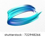 color brushstroke oil or...   Shutterstock .eps vector #722948266