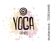 Letters  Yoga For Kids Yoga...