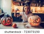 Happy Halloween  Little Cute...