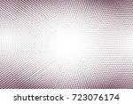 halftone background with... | Shutterstock .eps vector #723076174