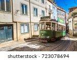 lisbon  portugal   june 12 ... | Shutterstock . vector #723078694