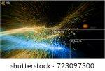 4k    full hd    hd ready... | Shutterstock . vector #723097300