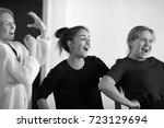russia  krasnodar  27.09.2017... | Shutterstock . vector #723129694