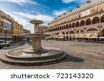 fountain on the piazza delle...