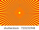 striped colorful abstract... | Shutterstock .eps vector #723151948
