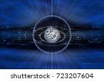 cyberspace digital circuit