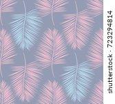 vector seamless pattern of... | Shutterstock .eps vector #723294814