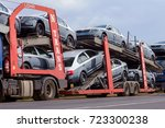 odessa  ukraine september 1 ... | Shutterstock . vector #723300238