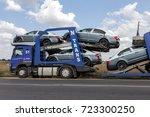odessa  ukraine september 1 ... | Shutterstock . vector #723300250