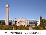 vancouver  british columbia ... | Shutterstock . vector #723333610