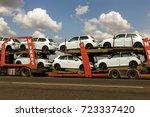 odessa  ukraine september 1 ... | Shutterstock . vector #723337420