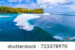 bali  indonesia   24 september  ... | Shutterstock . vector #723378970