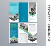 brochure design  brochure... | Shutterstock .eps vector #723391693