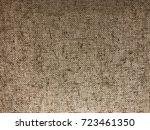 texture fabric background | Shutterstock . vector #723461350
