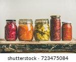 Autumn Seasonal Pickled Or...