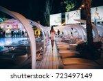 odessa  ukraine august 14  2015 ...   Shutterstock . vector #723497149