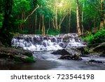 the landscape photo  sam lan... | Shutterstock . vector #723544198