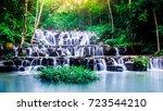 the landscape photo  sam lan... | Shutterstock . vector #723544210