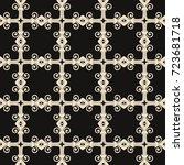 seamless illustrated pattern... | Shutterstock .eps vector #723681718
