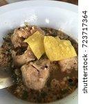 Pork Spare Rib Spicy Soup.