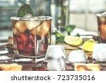 rum   Shutterstock . vector #723735016