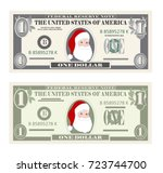 usa banking currency  cash...   Shutterstock .eps vector #723744700