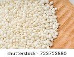 sticky rice | Shutterstock . vector #723753880