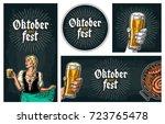 horizontal  vertical  poster to ...   Shutterstock .eps vector #723765478