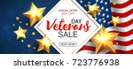 veterans day greeting card... | Shutterstock .eps vector #723776938