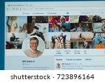 los angeles  september 28  2017 ... | Shutterstock . vector #723896164