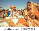 Jaisalmer  India   Feb 1  Cute...