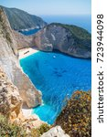 the best beaches in the world...   Shutterstock . vector #723944098