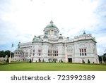 Ananta Samakhom Throne Hall, an old palace of Chakri dynasty in Bangkok, Thailand.