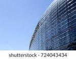 dublin  ireland   16 july 2015  ... | Shutterstock . vector #724043434