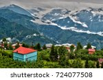 cambasi high plateau  one of... | Shutterstock . vector #724077508