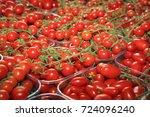 Fresh Organic Cherry Tomatoes...