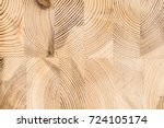 wood structure background.... | Shutterstock . vector #724105174