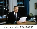 washington dc. usa  27th... | Shutterstock . vector #724126150