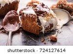 Homemade Chocolate Muffins Wit...