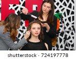 perm  russia   feb 12  2017 ... | Shutterstock . vector #724197778