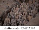 xian  china   may 11  2017  ...   Shutterstock . vector #724211140