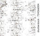 seamless dark brown grunge... | Shutterstock . vector #724266004
