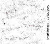 seamless dark brown grunge... | Shutterstock . vector #724273093