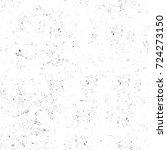 seamless dark brown grunge...   Shutterstock . vector #724273150