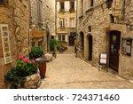 provence  france   june 13 ...   Shutterstock . vector #724371460